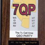 7qp 2015 plaque